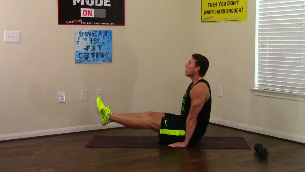 10 Minute Demolition Abs Workout - Extreme Abdominal ...