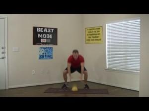 15 Minute Medicine Ball Madness Workout - Medicine Ball ...