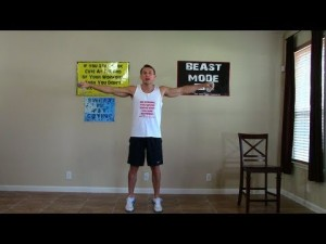 15 Min Senior Workout - HASfit Exercise for Elderly ...
