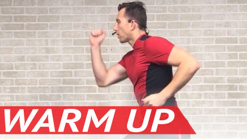 5 minutes of warm up exercises before workout - hasfit