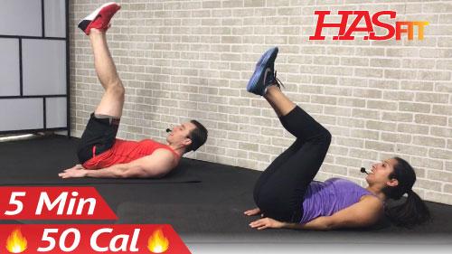 Intense Oblique Workout Love Handles