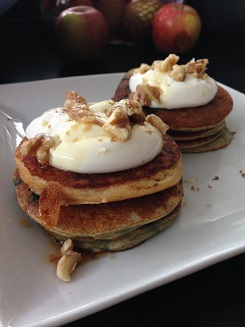 Coconut flour pancakes healthy breakfast recipe nutrition facts ccuart Gallery