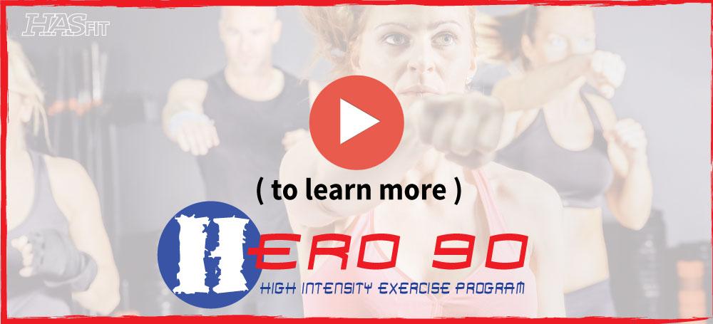 high intensity program
