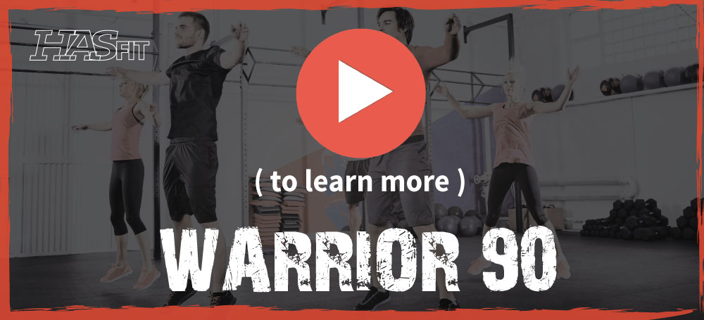 Warrior 90 Workout Program