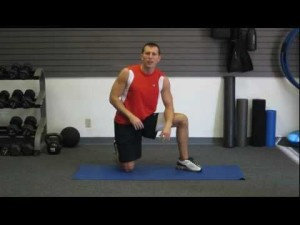 video thumbnail for youtube video beginner abs workout