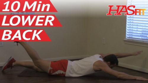 Lower Back Exercises For Men Archives