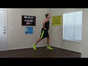 12 minute devastation leg workout  leg exercises  leg