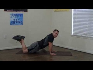 video thumbnail for youtube video 8 minute easy ab workout