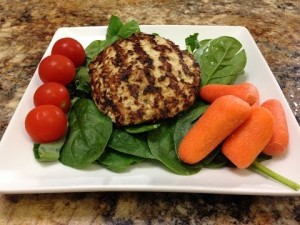 Video thumbnail for youtube video Healthy Turkey Patties Recipe - HASfit Healthy Dinner Recipes - Turkey Patty Recipe - Atkins Recipes