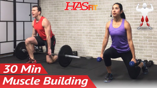 30 Minute Bodybuilding Leg Workout To Build Muscle