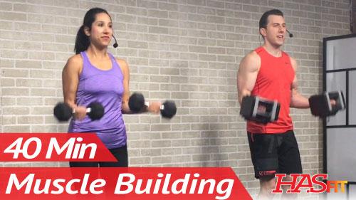 40 Min Arm Workout For Women Men