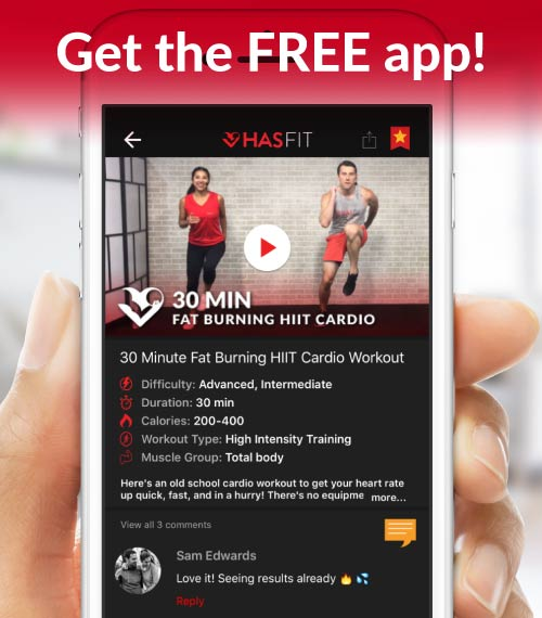 HASfit Home - HASfit - Free Full Length Workout Videos and Fitness