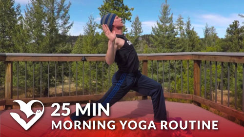 25 Min Morning Yoga Routine