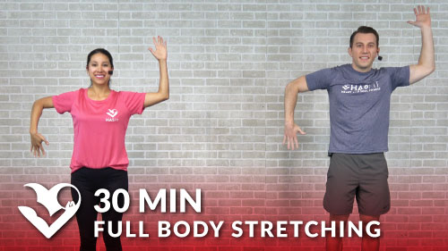 15 Min Static Stretching Exercises For Beginners Cool