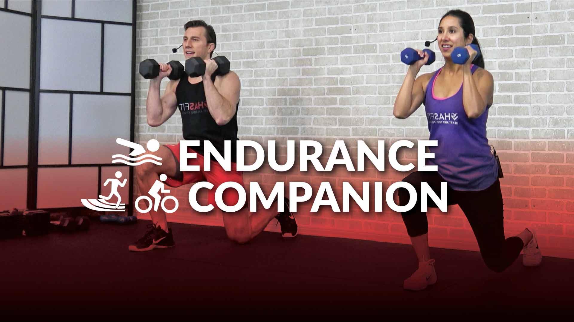 Endurance Athlete Training Program