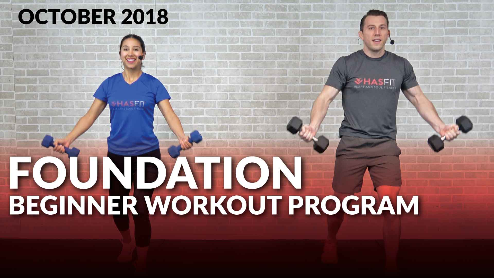 beginner workout program